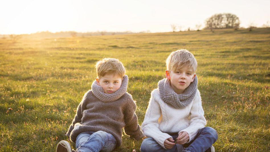 Schwedische Kinder (Symbolbild)