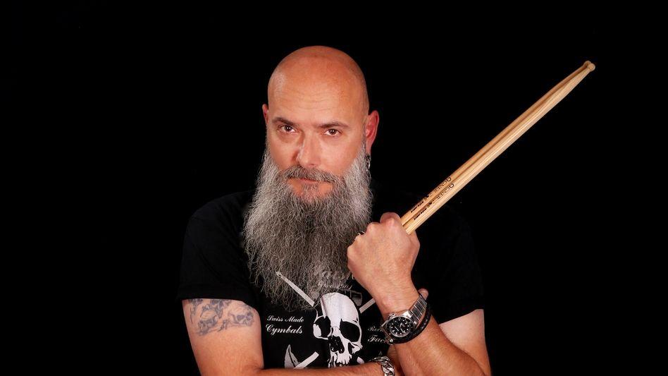 Schlagzeuger Christian
