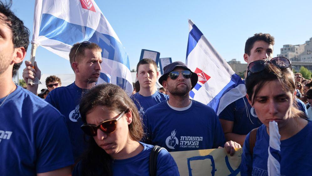 Fotostrecke: Rechtsradikale in Israel