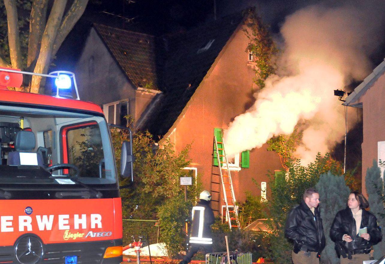 Hausbrand / Oberhausen