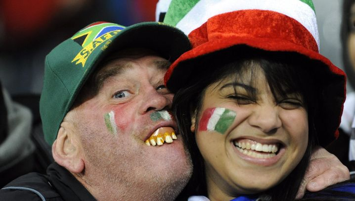 Italienischer WM-Auftakt: De Rossi trifft, Villar patzt