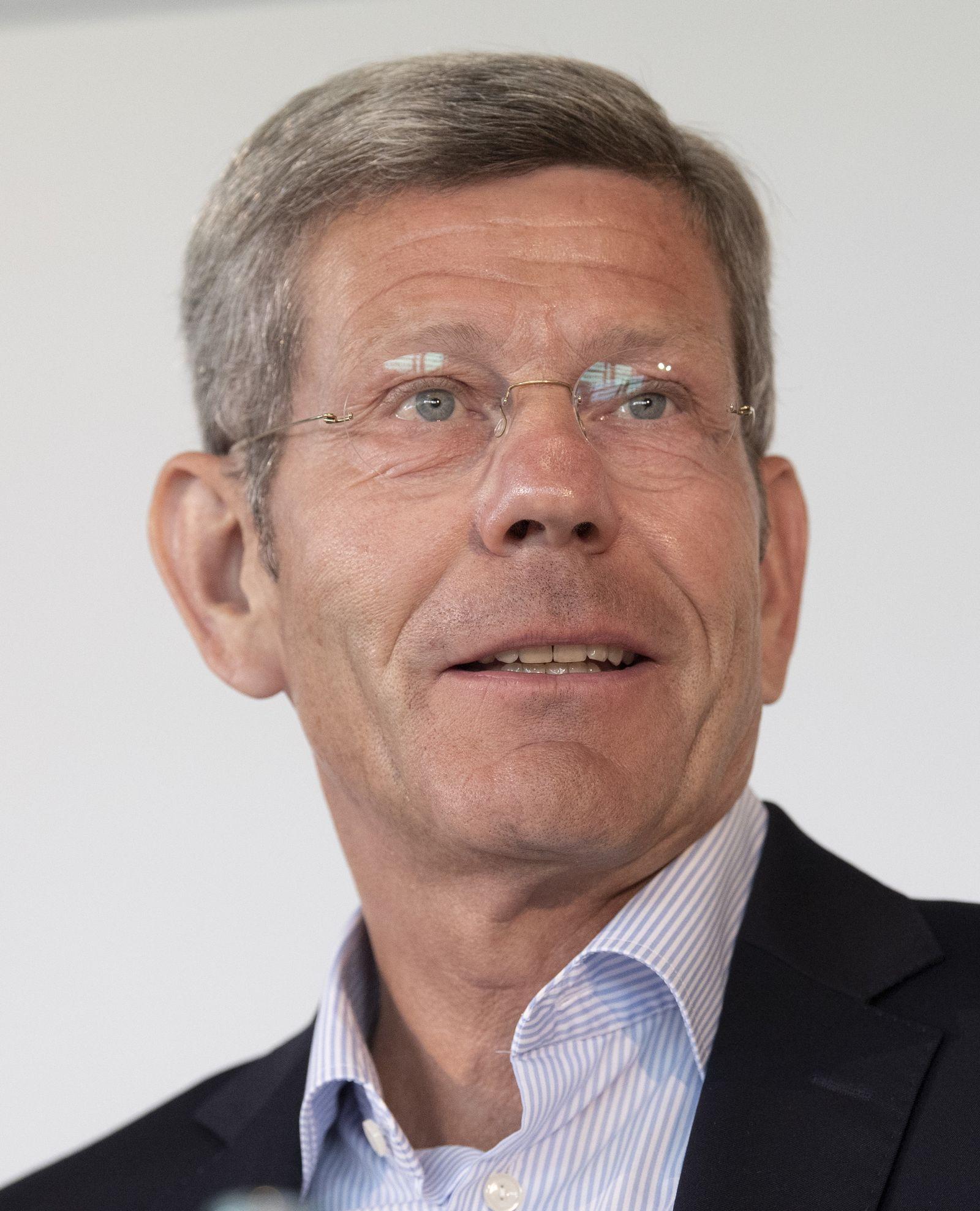 Bernhard Mattes/ IAA-Auftakt PK des VDA