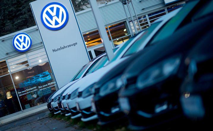 VW-Neuwagen
