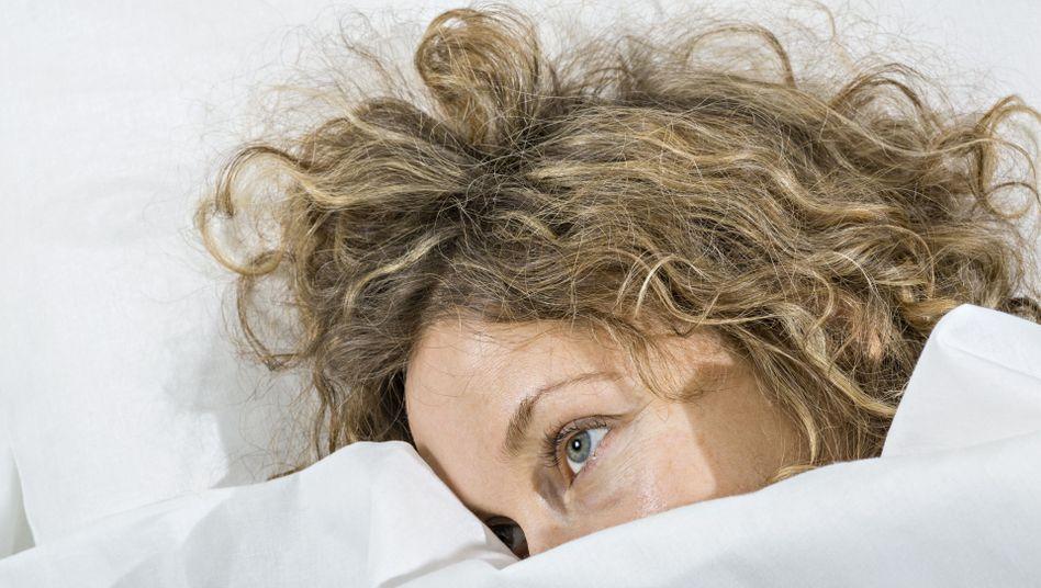 Einschlafstörung: Medikamente statt Ursachensuche