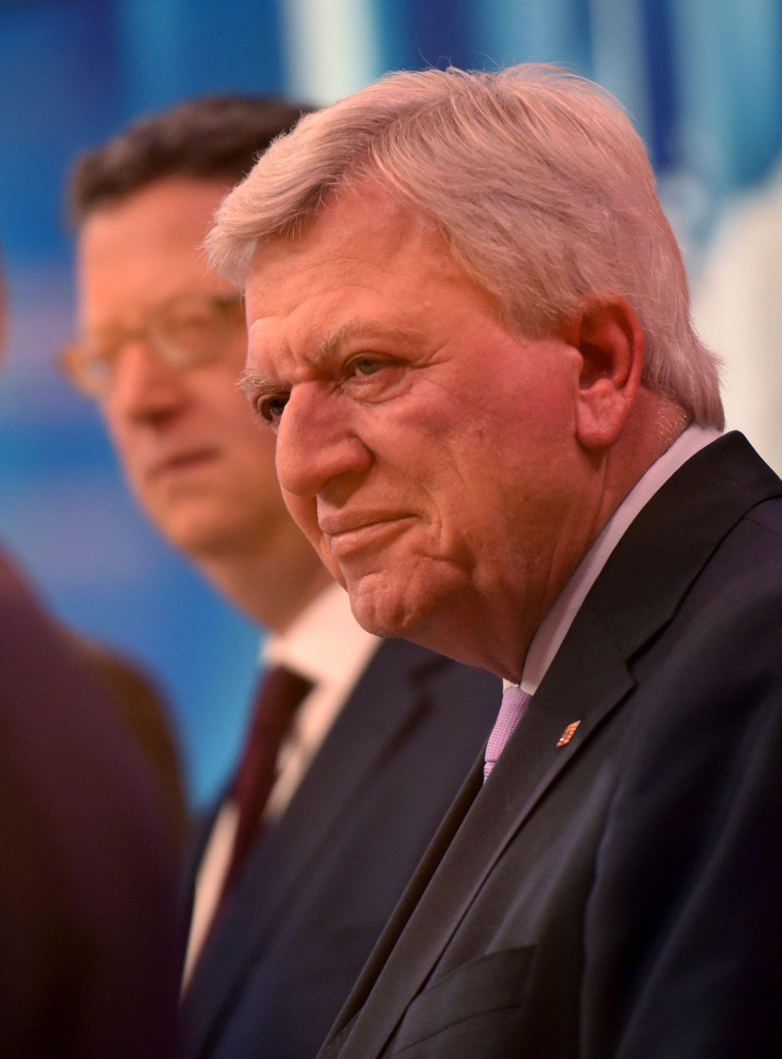 Thorsten Schäfer-Gümbel Volker Bouffier
