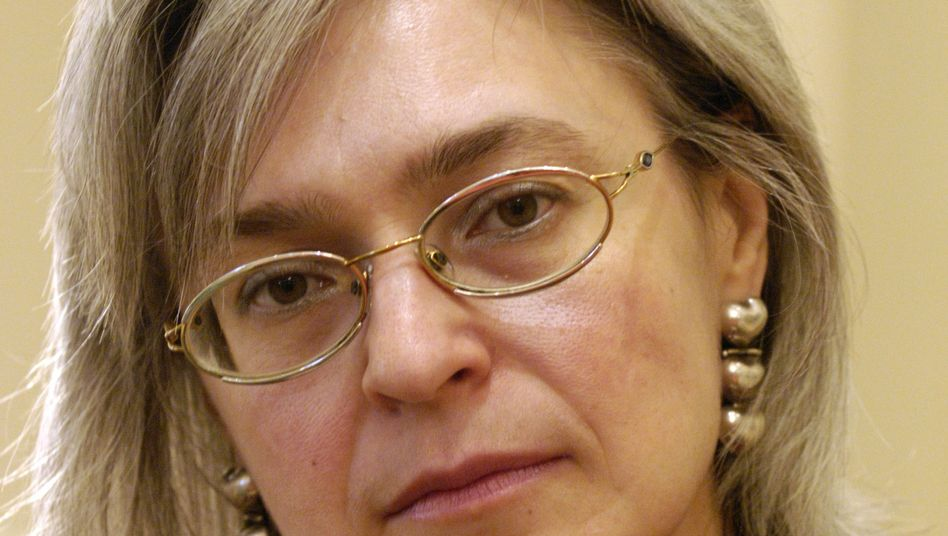 Anna Politkowskaja: Vor fünf Jahren wurde die Enthüllungsjournalistin ermordet