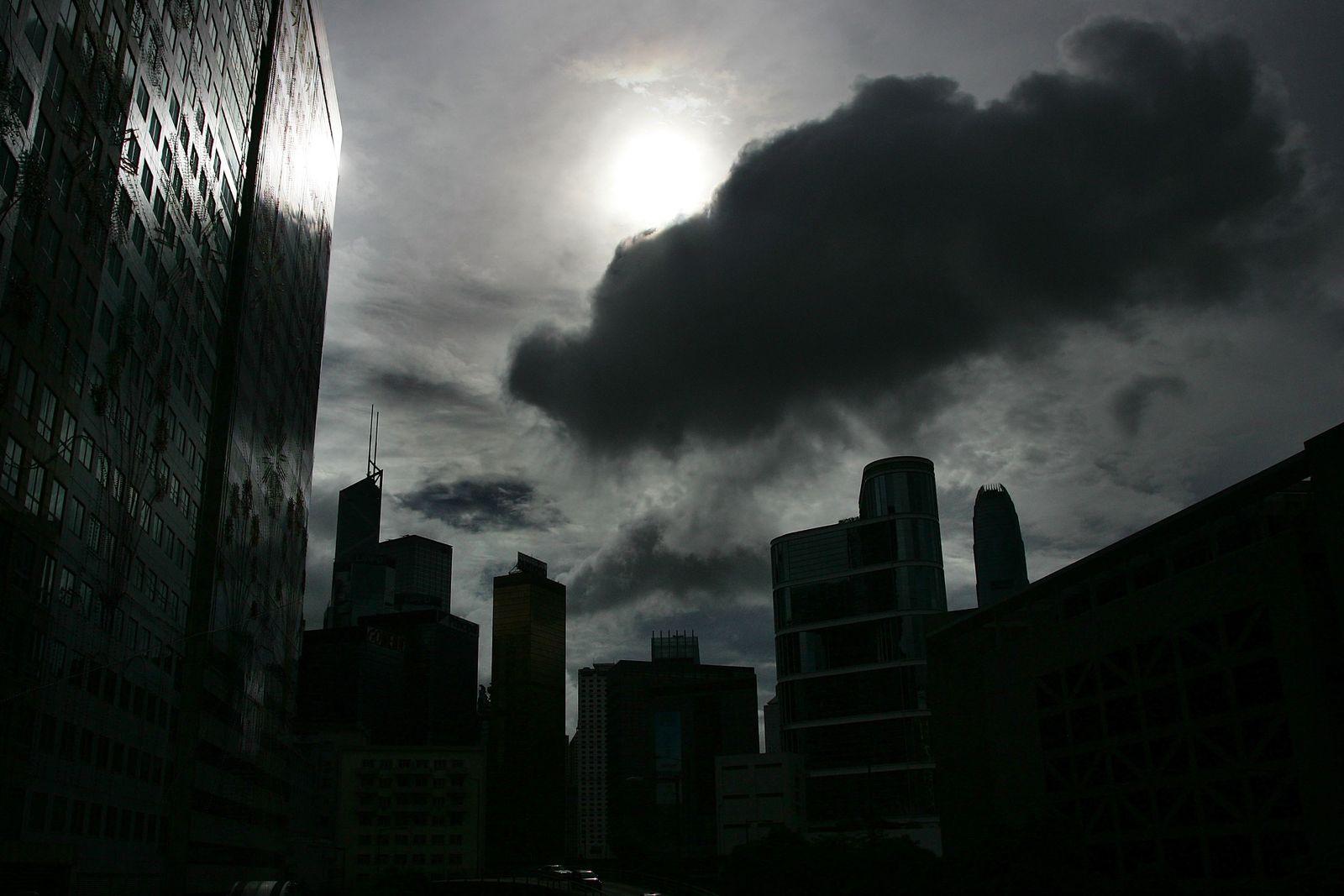Schattenbanken / Hong Kong / Bankenviertel