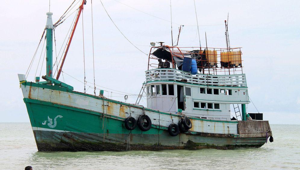Flüchtlinge in Südostasien: Ein Leben in Seenot