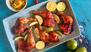 Heute gibt es Jim's Jamaican Jerk Chicken