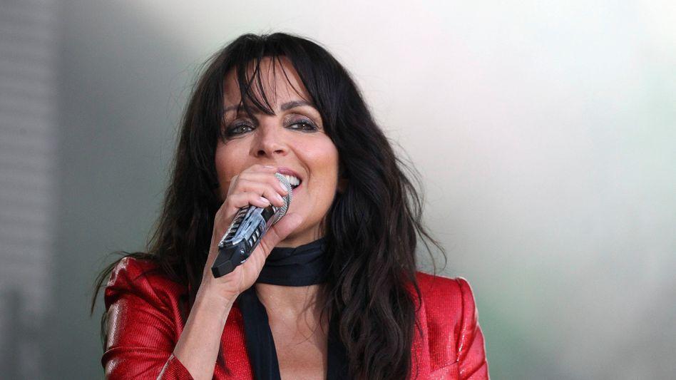 Sängerin Nena: »Ich würde mal sagen, wir sind anschlussfähig« (Archivfoto)