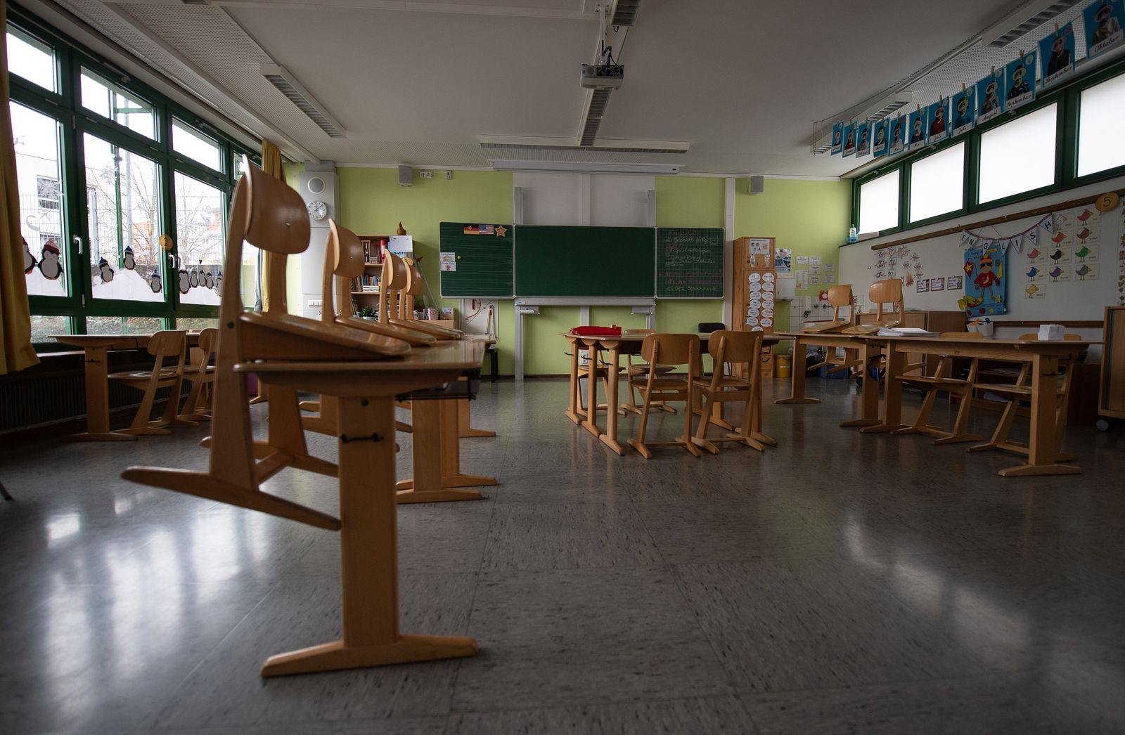 Coronavirus - Grundschule