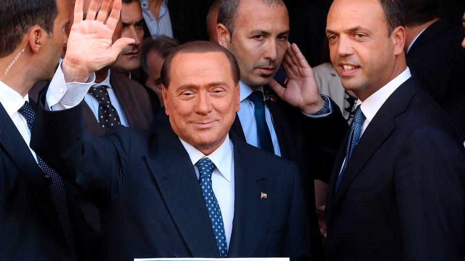 Berlusconi: Überfälliger Weckruf aus Rom