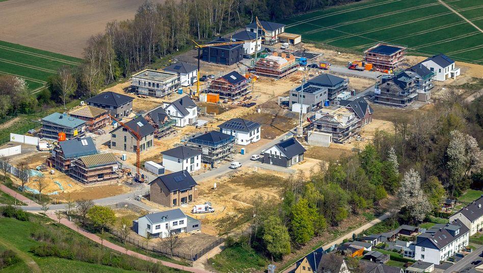 Neubaugebiet (bei Bochum-Hiltrop)