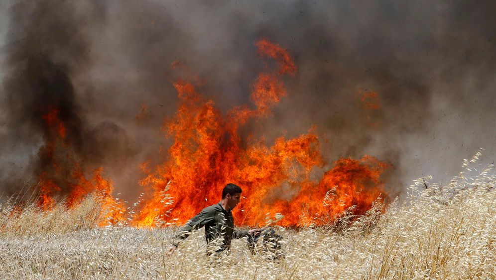 Gazastreifen: Terror im Sommer