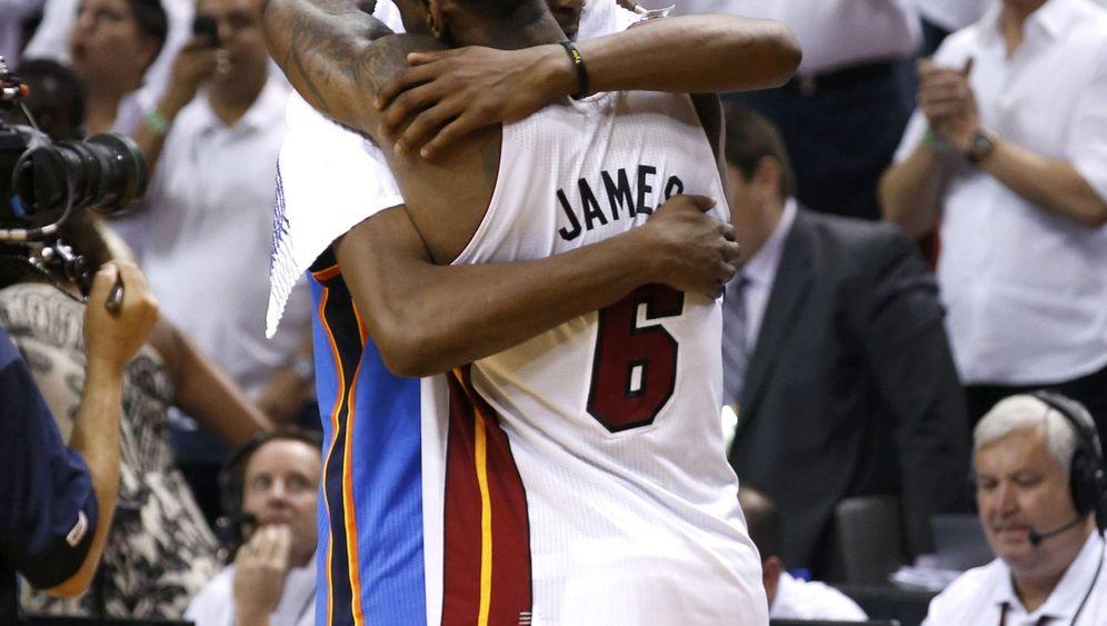 Finale gegen Oklahoma: Miami Heat ist neuer NBA-Champion