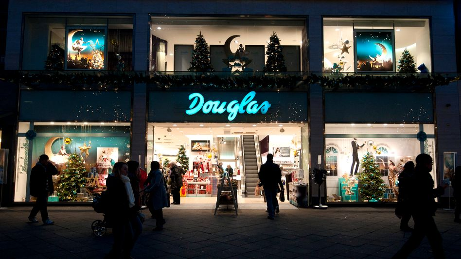Douglas-Filiale in Hannover: Übernahme durch Finanzinvestor Advent
