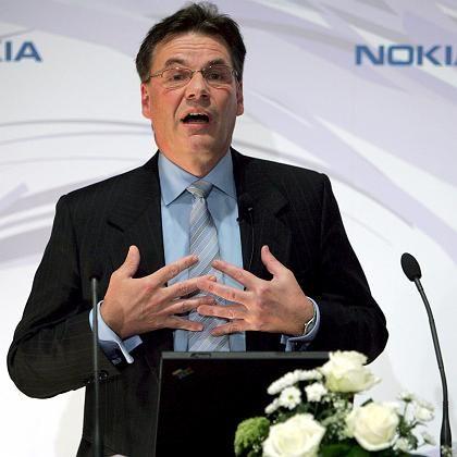 Nokia-Chef Kallasvuo: Gewinne jenseits aller Analysten-Schätzungen