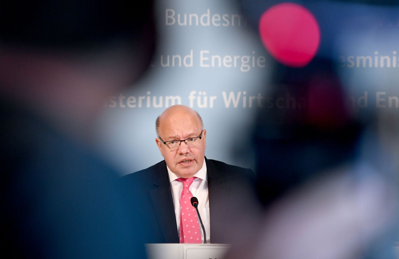 Wirtschaftsminister Peter Altmaier zu EU-Haushaltspaket