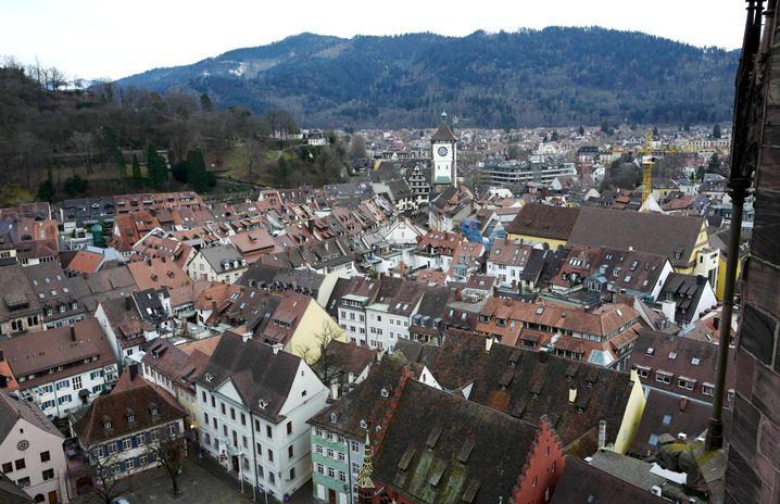 Freiburger Altstadt