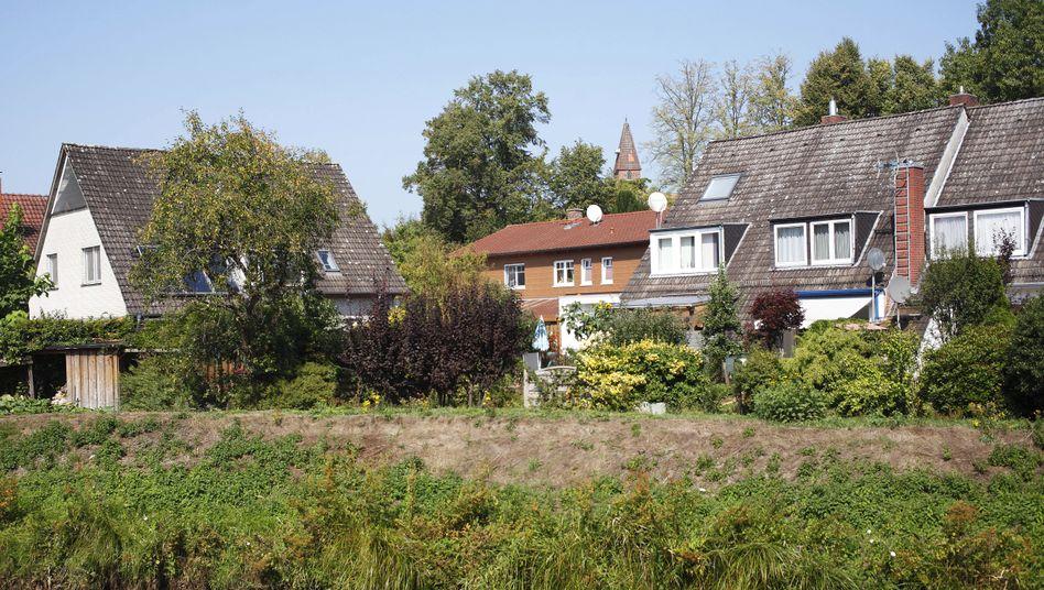 Wohnhäuser in Niedersachsen