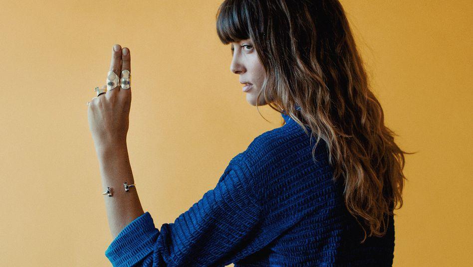Sängerin Noga Erez