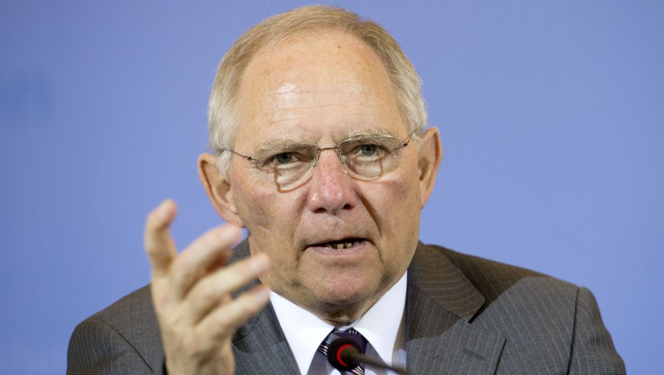 Finanzminister Schäuble: Erweiterter automatischer Informationsaustausch als Standard