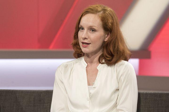 """Teresa Bücker, Chefredakteurin von """"Edition F"""""""