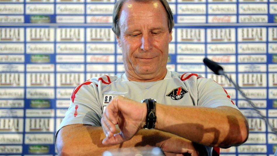"""Trainer Vogts: """"Mache solange weiter, wie ich Lust habe"""""""