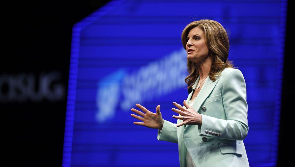 SAP Co-Chefin Jennifer Morgen