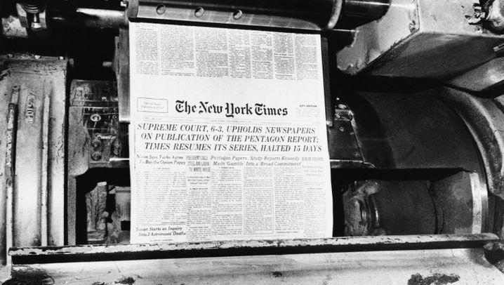 Pentagon Papers: Enthüllung per Xerox-Maschine