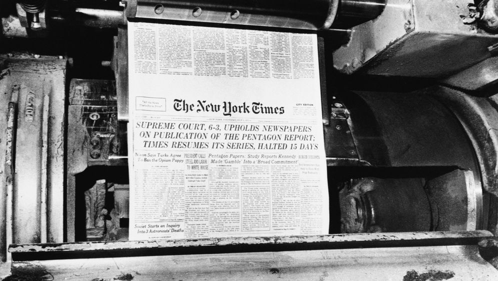 Pentagon Papers: Enthüllung per Xerox-Maschine