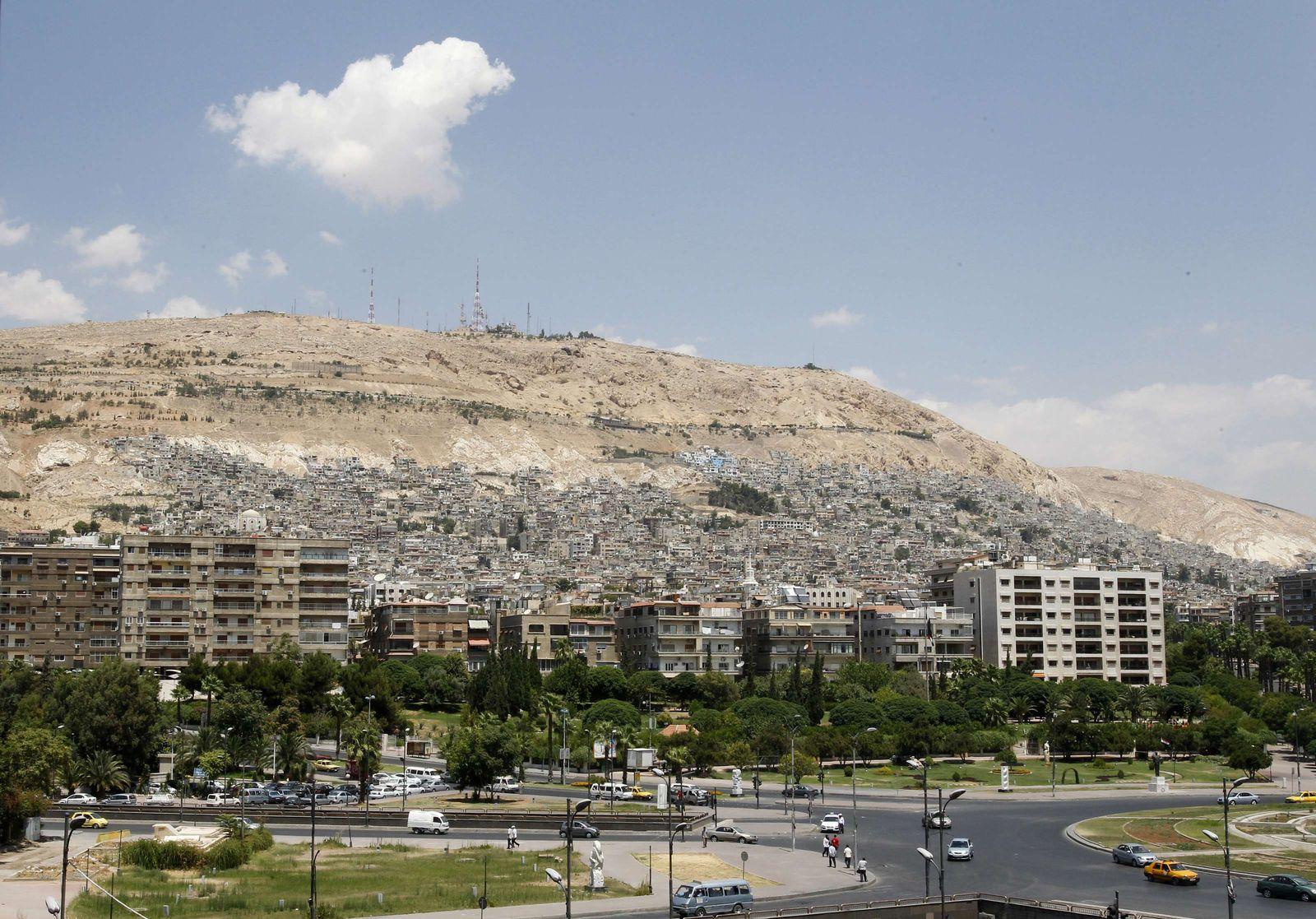 Kassiun Berg / Qassioun