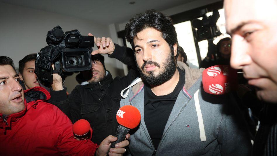 Reza Zarrab (Archivfoto von 2013)