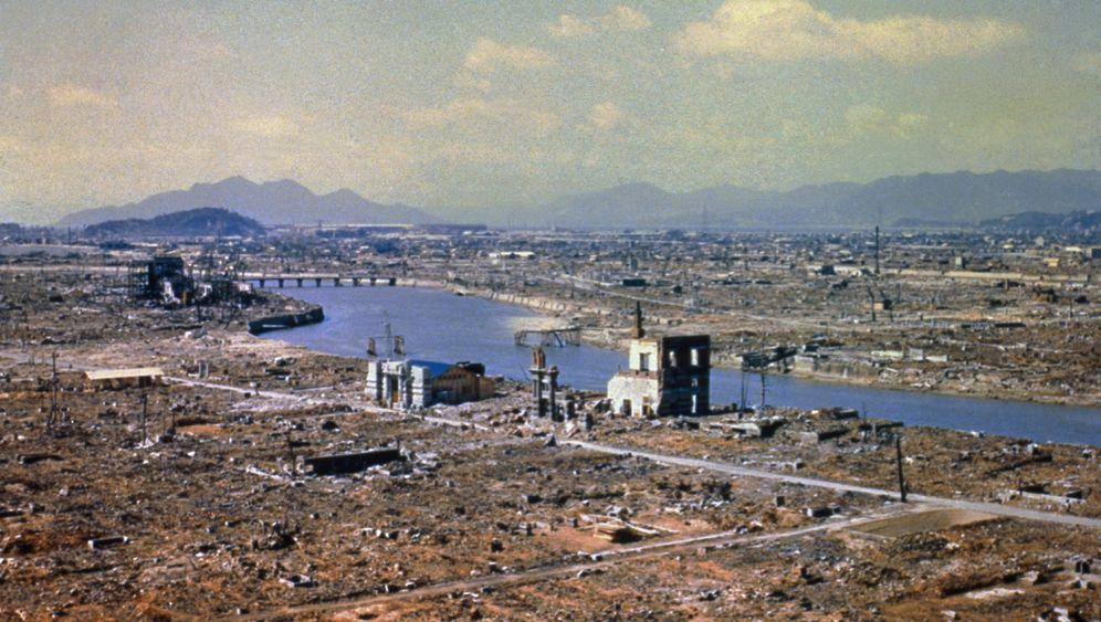 Der Schrecken der Bombe und die Anti-Atomwaffen-Bewegung
