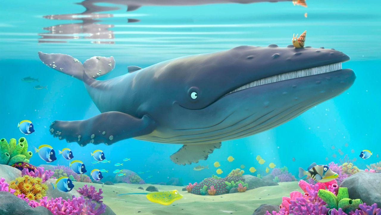 »The Snail and the Whale«: Deutscher Regisseur im Oscar-Rennen für den besten animierten Kurzfilm - DER SPIEGEL