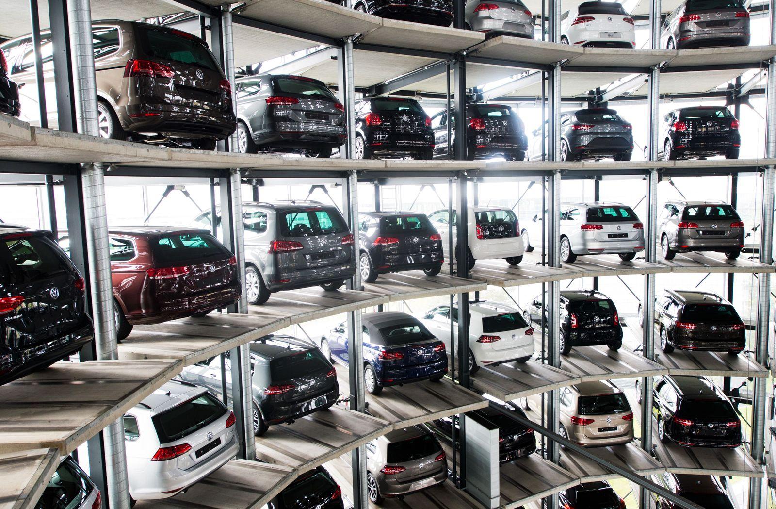 VW Autostadt