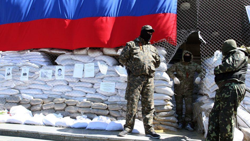 Gefangene OSZE-Beobachter: Steinmeier beklagt sich in Moskau