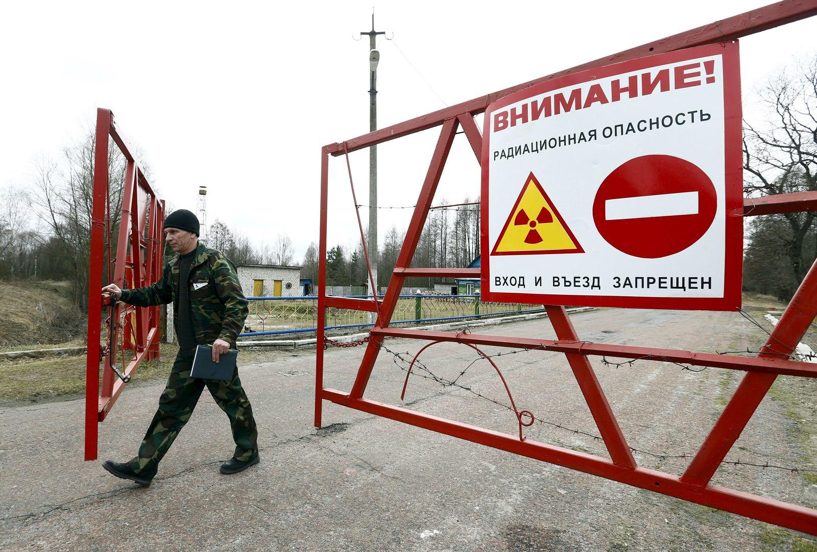 Tschernobyl/ Jahrestag