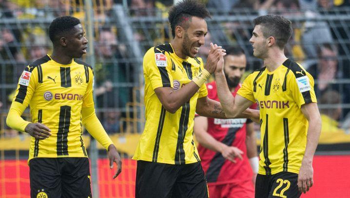 Bundesliga: BVB steht wieder für Spektakel