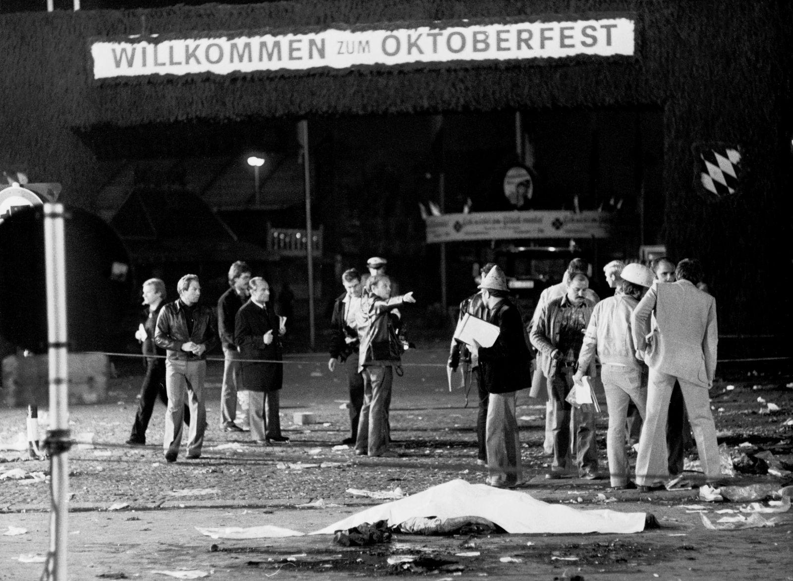 Anschlag / Oktoberfest / 1980