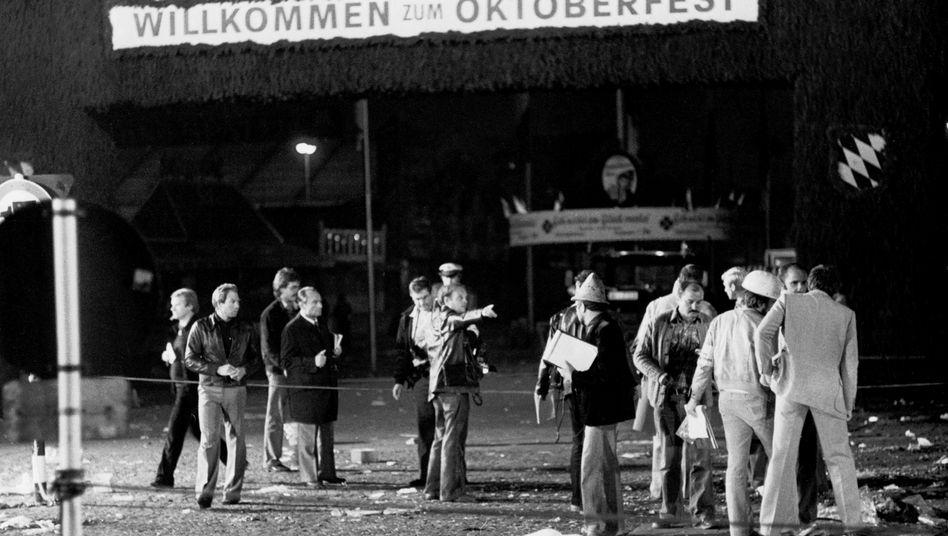 Bombenanschlag auf das Münchner Oktoberfest (1980)