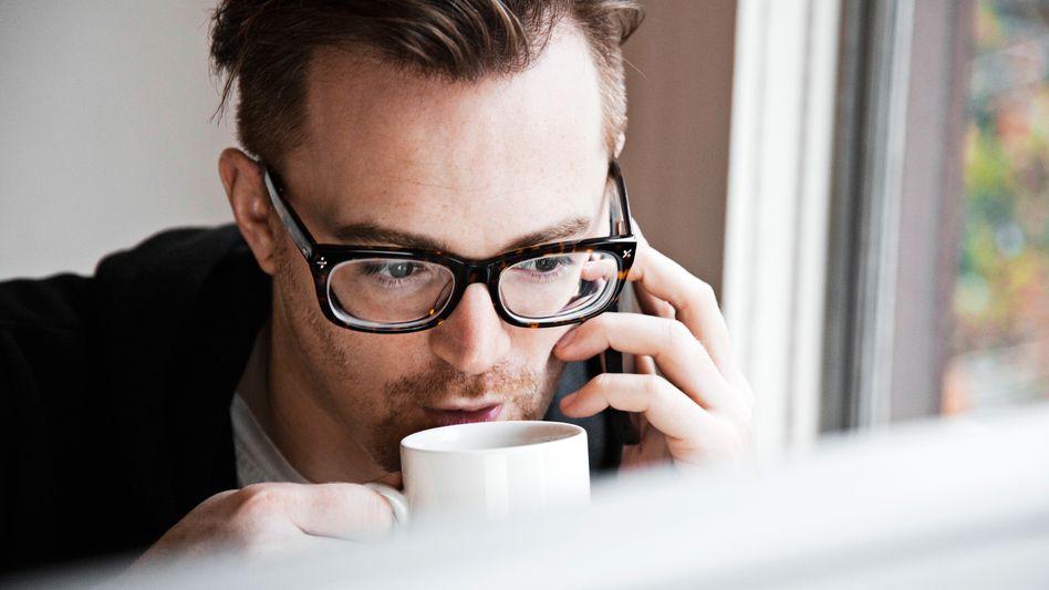 Arbeite doch, wo du wohnst: Viele Vorgesetzte haben ihre Mitarbeiter aber lieber im Büro
