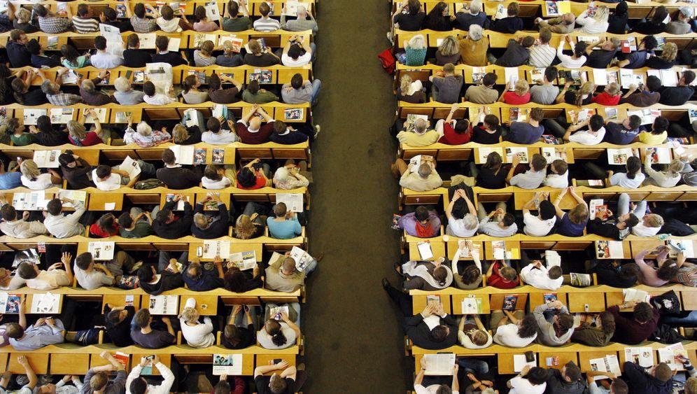Statistik ausländischer Absolventen: Deutschlands bunte Hochschulen