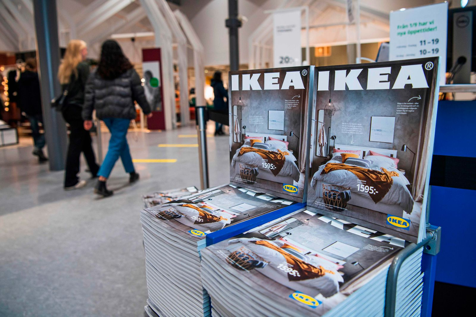Ikea says to scrap famed catalogue after 70 years
