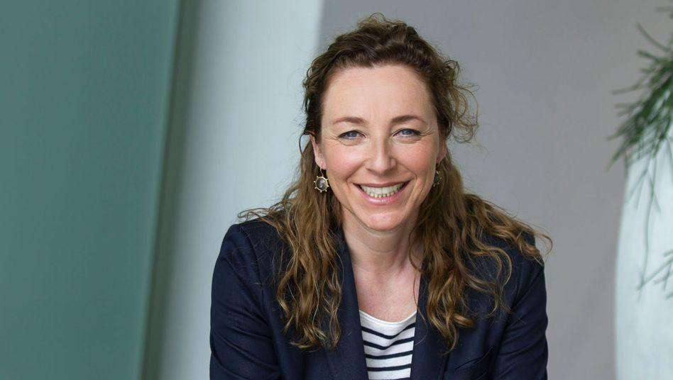Film- und Fernsehmanagerin Diana Iljine: Kamera läuft!