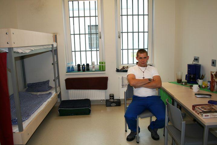 Mit 13 die erste Straftat, mit 19 kam Steve K. zum ersten Mal ins Gefängnis