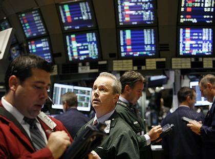 "Börsianer in New York: ""Windhandel"" belastet Märkte"