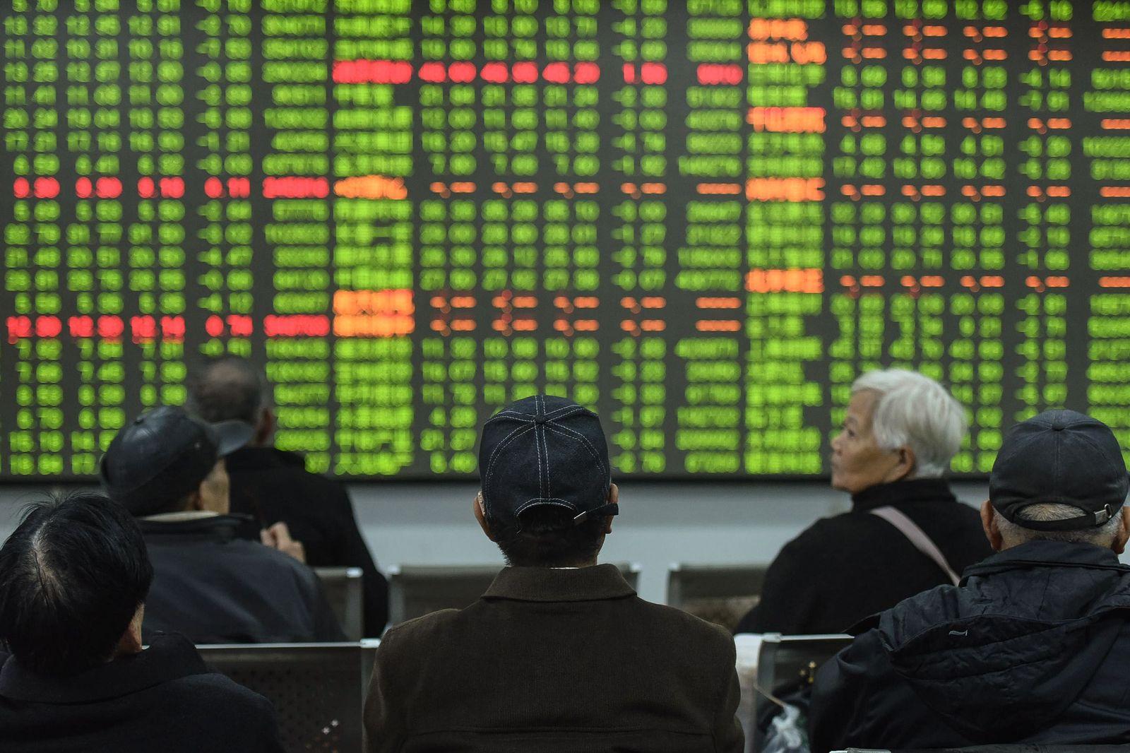 CHINA-HEALTH-VIRUS-STOCKS