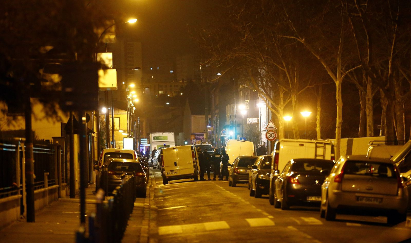 France Terror Arrest