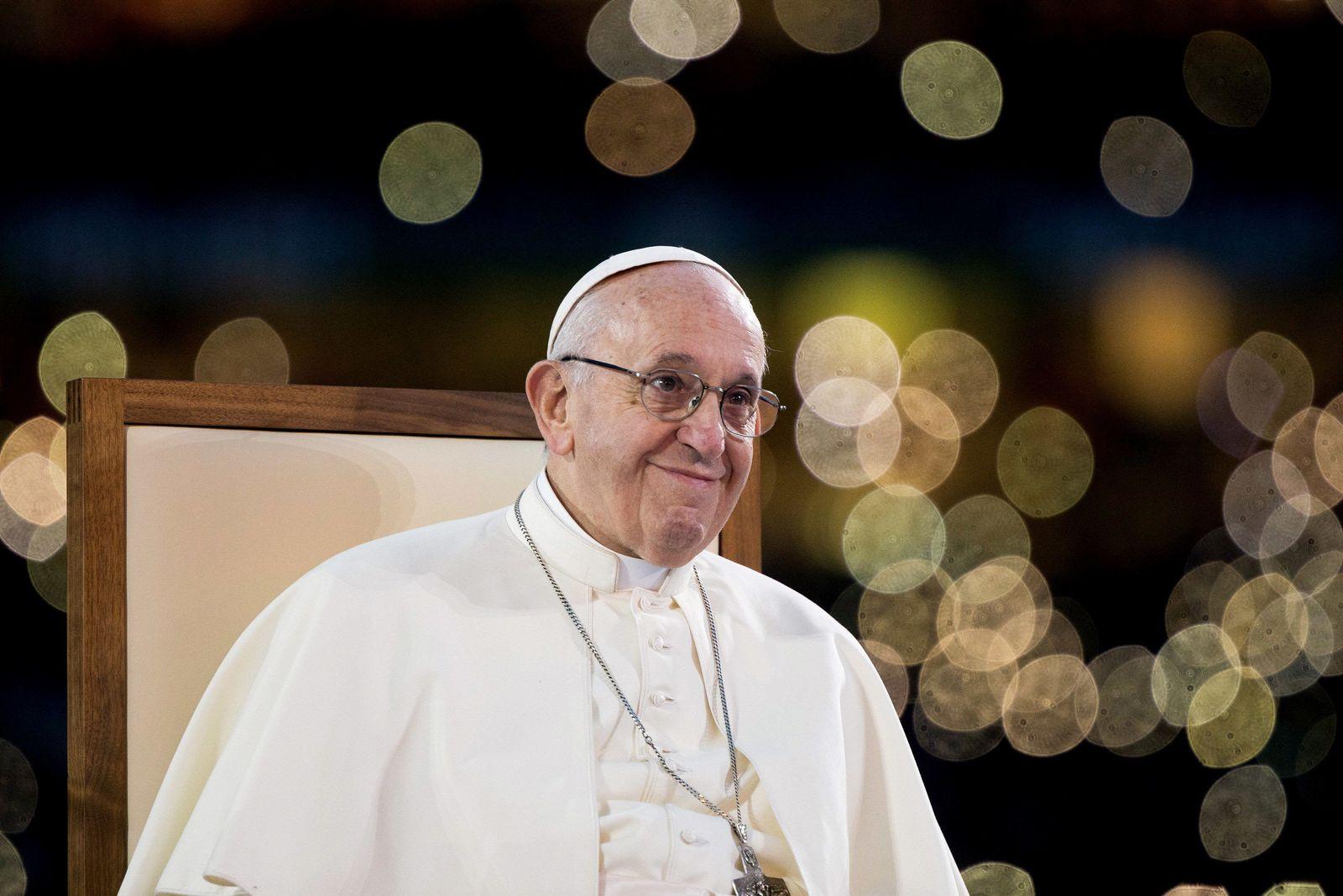 Papst besucht Irland